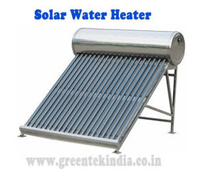 The Profits of Utilizing a Solar Water Heater | GREEN TEK | Scoop.it