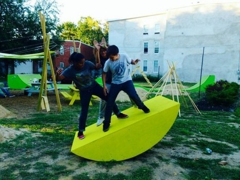 Young People and Placemaking: Engaging Youth to Create Community Places | Sustainable Futures | Scoop.it