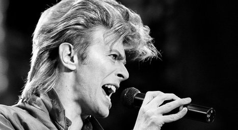 Bowie's impact on popular culture is almost inestimable | B-B-B-Bowie | Scoop.it