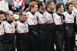 Post LE MANS 24 HOURS – POST-RACE UPDATE 2 • TOYOTA GAZOO Racing - FIA World Endurance Championship Team | Sports Cars in Motorsport | Scoop.it