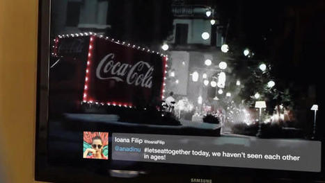 The Future With Real–Time Tweets In TV Commercials Is Already Here | Technology in Business Today | Scoop.it