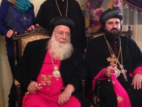 New Archbishop Concecrated for Syriac Orthodox Vicarate of ... | Syriac | Scoop.it