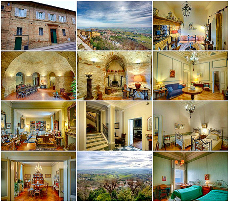 Le Marche Properties for sale: Historic Palace, Casa Al Duomo, Fermo | Le Marche Properties and Accommodation | Scoop.it