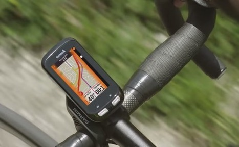 Garmin's New Varia Cycling Computer Introduces Rearview Radar | Sporting life | Scoop.it