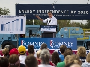 Romney's Energy Plan Doubles Down On Fossil Fuels : NPR | Political Ecology | Scoop.it