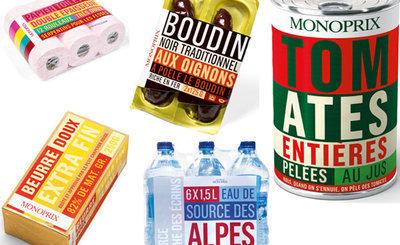 Monoprix s'offre un relooking | TPE art consommation | Scoop.it