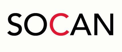 La SOCAN annonce ses résultats financiers 2012   SOCAN   Infos sur le milieu musical international   Scoop.it