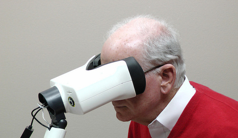 First FDA-cleared home monitor for macular degeneration - ISRAEL21c | Digital Health | Scoop.it