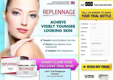 Replennage Cream Review: Use The Cream To Look Beautiful! | My favourite | Scoop.it