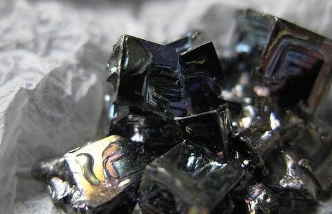 Discovery of rare earth metals in ocean mud could help Japan | Rare Earth Oxide Phosphors | Scoop.it