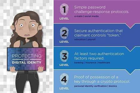 2015 News and Information - Infographic of the Week - Protecting Your Digital Identity   Online Reputation Management by InternetReputation.com   Scoop.it