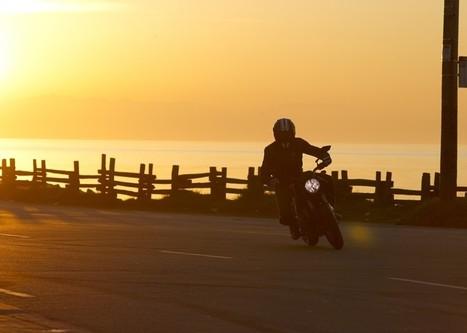 Un voyage de 4300 km sur une moto électrique   Cap Floride pour noel   Scoop.it