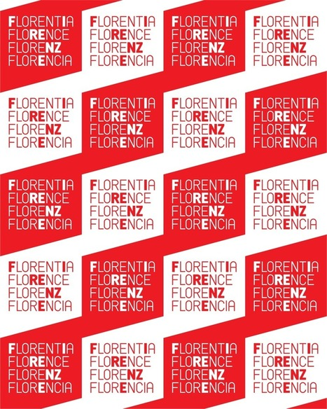 New Logo for the City of Florence | Corporate Identity | Scoop.it