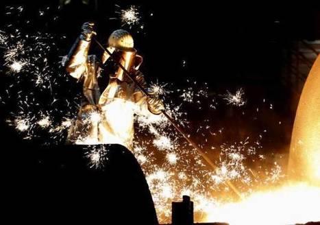 Plainte des sidérurgistes US contre les concurrents chinois | Forge - Fonderie | Scoop.it