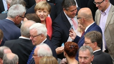 Bundestag stimmt zu | Young Germany | Scoop.it