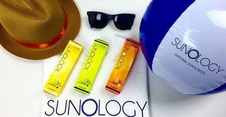 Spring Break Sweepstakes   Sunology   All Natural Sunscreen   Scoop.it