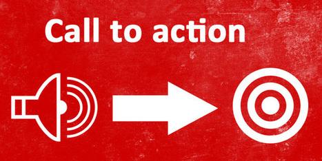 Call to action : 10,5 techniques pour optimiser son efficacité ! | inbound marketing | Scoop.it