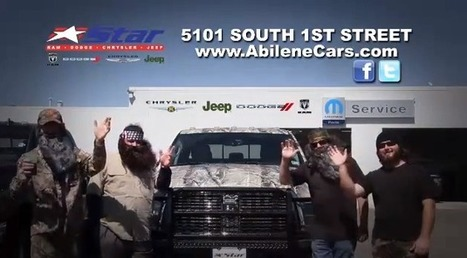 "Duck Dynasty ""Truck Dynasty"": Happy Happy Happy 