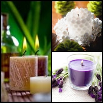 Bougies, fabricaton, astuces & déco ... | CANDLES | Scoop.it