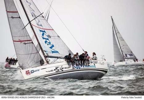Sail-World.com - ORCi World Championship - One day left until champions are crowned | Le Marche another Italy | Scoop.it