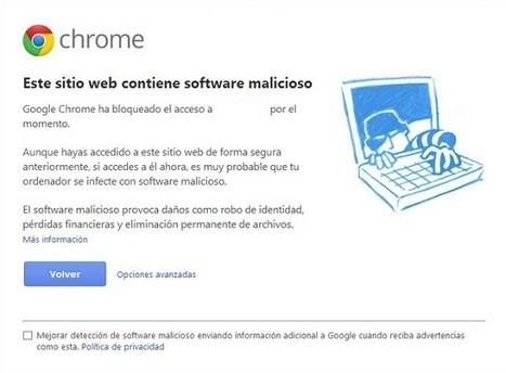¿Cómo saber si un sitio web es confiable o no? - Tecnología Fácil | LAS TIC EN EL COLEGIO | Scoop.it