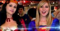 "Geeks Gone Wild: The ""Comic-Con Gurls"" Video - Video Ga Ga 