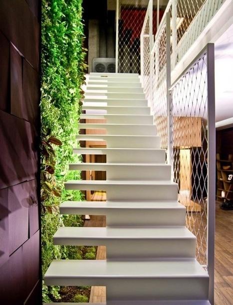 Decorar escaleras ultramodernas | Deco! | Scoop.it