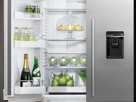 Outdoor Refrigerators : Carry Convenience Outside Home Space | Appliance Best Sellers | Scoop.it