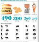 Guía para saber a cuánto ejercicio equivalen las calorías de un ... - Latercera | Nutrición | Scoop.it