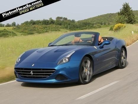 Ferrari California T: Review - Pistonheads.com | The All New Mitsubishi Mirage | Scoop.it
