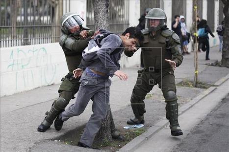 Estudiantes chilenos protestan por cambios en gratuidad de la educación superior   Higher Education   Scoop.it