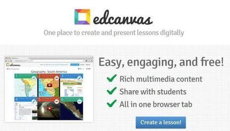 Zelf online lessen maken | Teaching with technology | Scoop.it