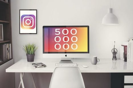 Instagram franchit le cap des 500 millions d'utilisateurs - Influenth   Clic France   Scoop.it