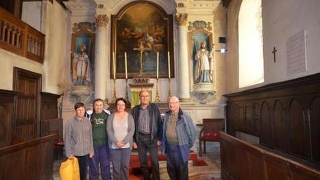 Une association veut préserver la chapelle et l'hospice à Cesny-Bois-Halbout | L'observateur du patrimoine | Scoop.it