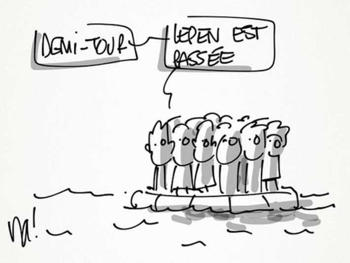 Premières conséquences suite à la percée du FN | Baie d'humour | Scoop.it