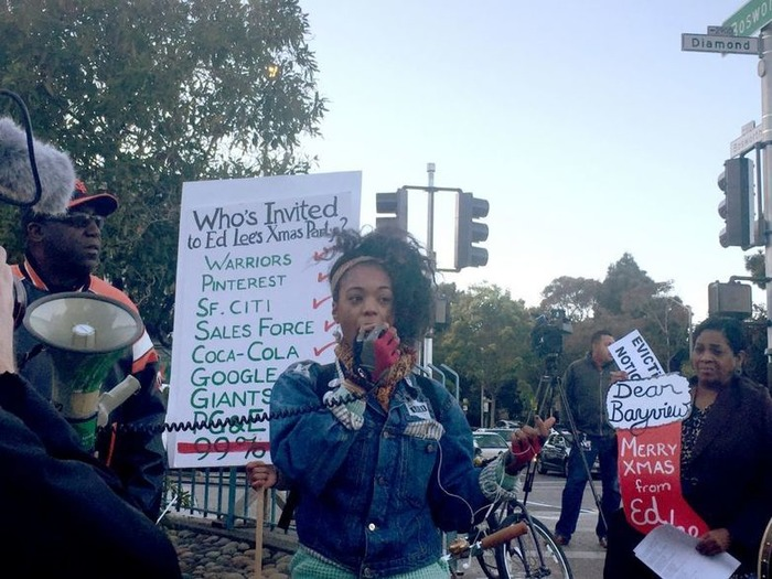 S.F. protesters want $20 million to help homeowners, renters | San Francisco Real Estate News | Scoop.it