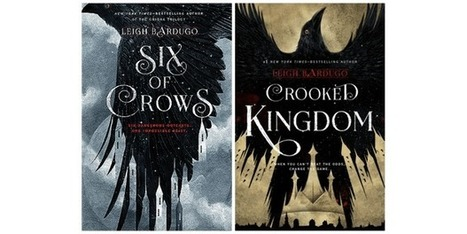 10 YA Series to Binge Read   The Young Folks   Young Adult Novels   Scoop.it