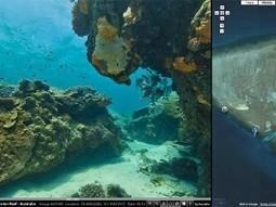 Google Maps, ahora también bajo el mar | #GoogleMaps | Scoop.it