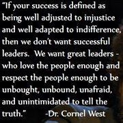 Race, Values & Lives Worth Living;  from Dr Cornel West | White's Only | Scoop.it