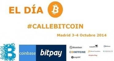 Madrid se inundará de bitcoiners el Día B - Oro y Finanzas | Criptodivisas | Scoop.it