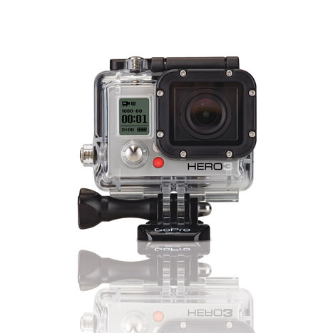 GoPro HERO 3 : Silver Edition – Camera | High-Tech news | Scoop.it