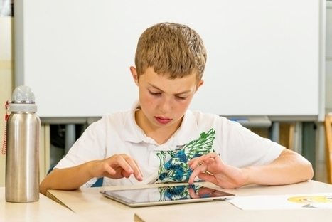 Benefits of iPads in classrooms outweigh the problems: study | iEduc | Scoop.it