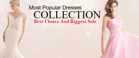 STUNNING EVENING DRESSES | THE CUTIELICIOUS | Fashion & Beautiful Dresses | Scoop.it