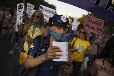 En Espagne, une loi bâillon pour faire taire la contestation sociale | Meilleure revue de presse de l'univers connu | Scoop.it