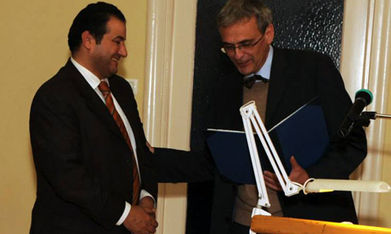 German Archaeological Institute honours Egyptian archaeologists - Ancient Egypt - Heritage - Ahram Online | Egyptology and Archaeology | Scoop.it