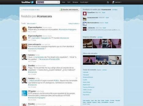Twitter y Nielsen se alían para medir las audiencias televisivas | Comunicación y realidad | Scoop.it