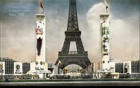 1937 - L'Exposition Universelle - PARIS UNPLUGGED | GenealoNet | Scoop.it