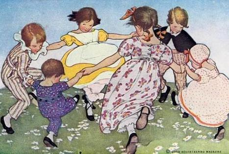 The Not So Innocent Nursery Rhymes | The Creative Commons | Scoop.it