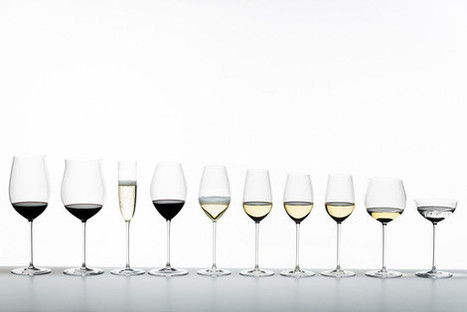 #Wine Glasses Slim Way Down | Vitabella Wine Daily Gossip | Scoop.it