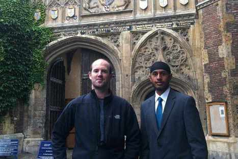 Shireland student has day at Cambridge University with Raspberry-Pi founder - | Raspberry Pi | Scoop.it